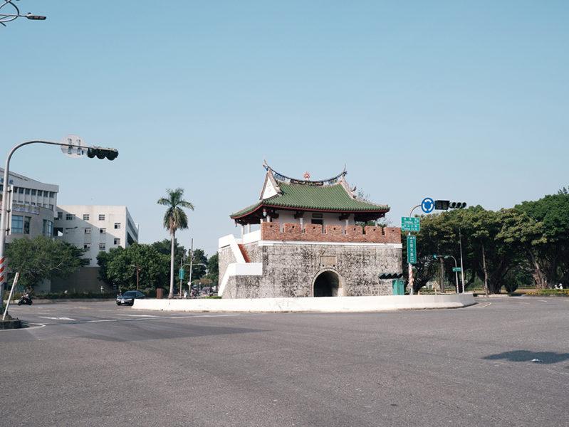 左営旧城 城門