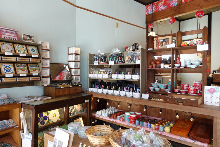 台湾茶カフェ茶嘉葉chacaba店舗画像2
