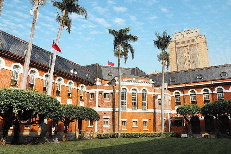 台湾歴史建築1