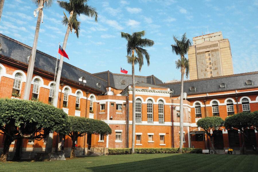 台中州庁*1(旧台中市役所)