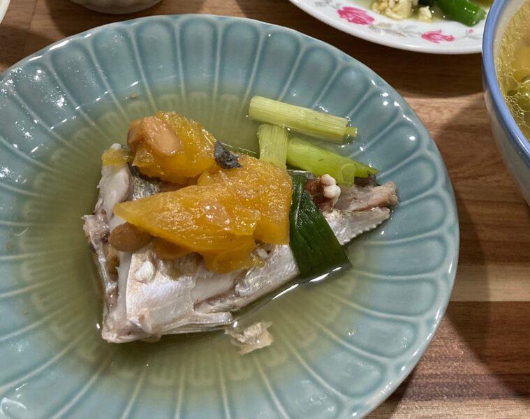 台湾パイナップル_魚と