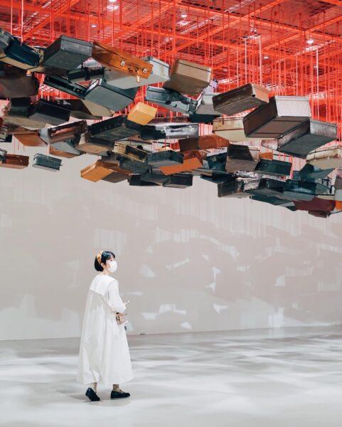 台湾で開催された塩田千春展をおすすめする33さん