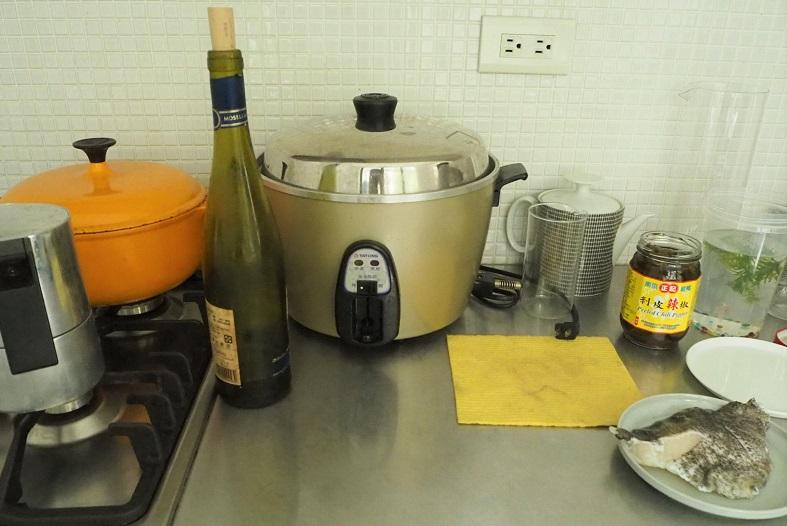 kitchenの電鍋